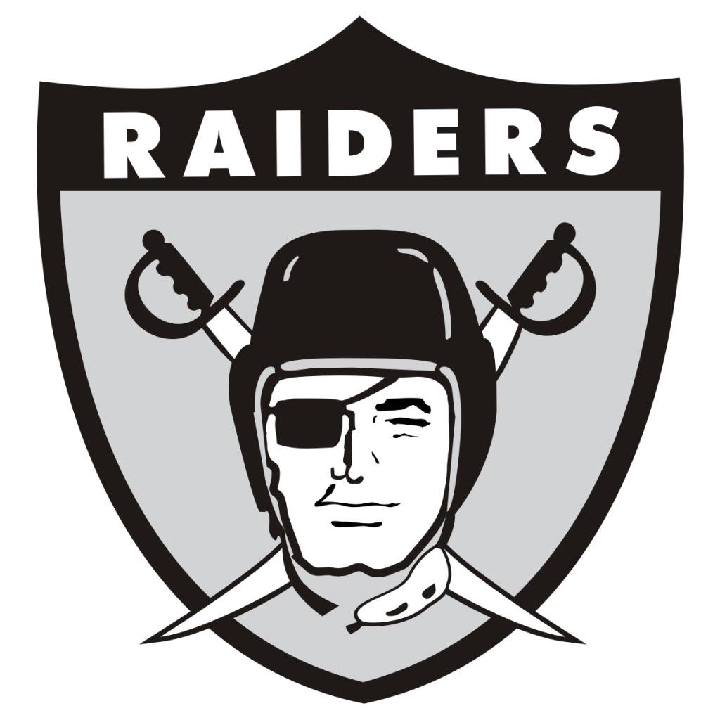 Oakland Raider Cool Graphic Oakland Raiders Logo Oakland Raiders Nfl Oakland Raiders