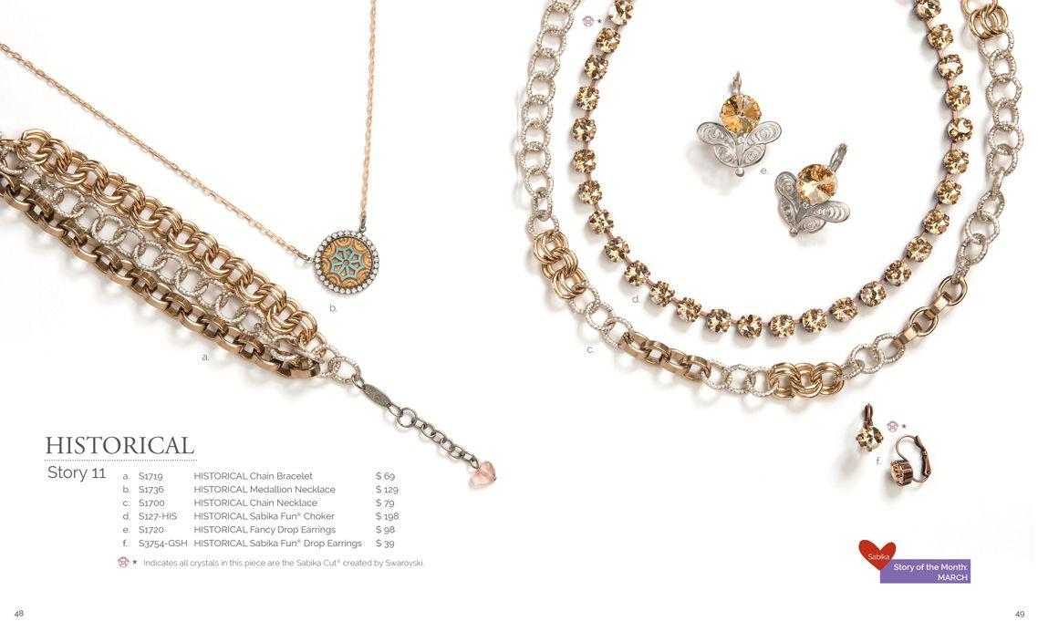 Sabika look necklace - Sabika Summer 2017 Collection Story 11 Historical