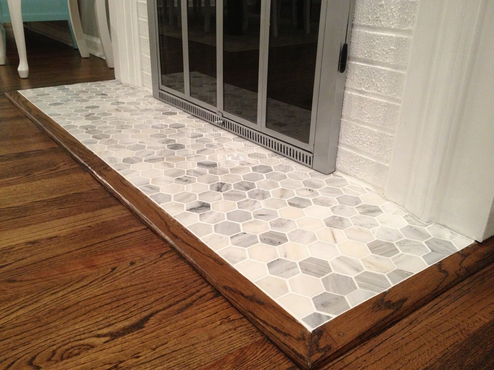 Hex Tile Hearth Pad Google Search