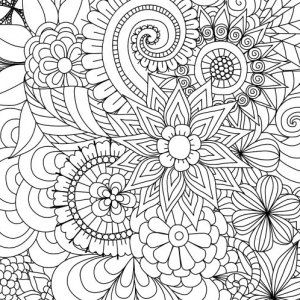Coloring Pages To Print 101 FREE