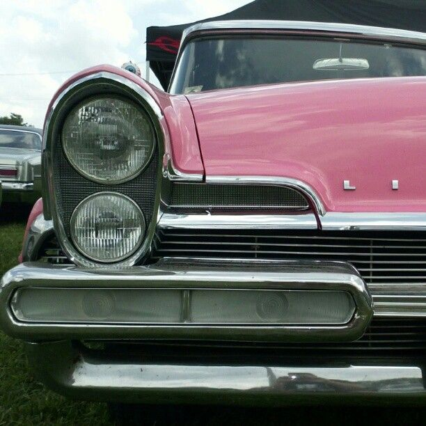 Classic Pink Lincoln  Photo by specialbob73