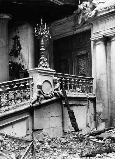 Berliner Stadtschloss 1945