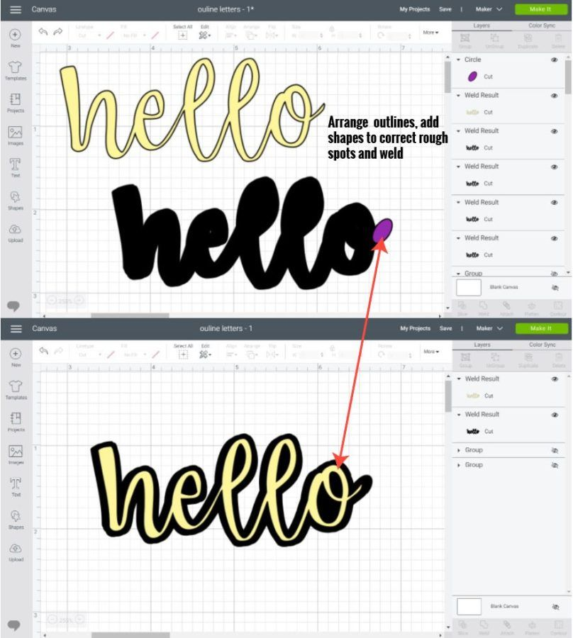 27+ How to shadow an image in cricut design space ideas