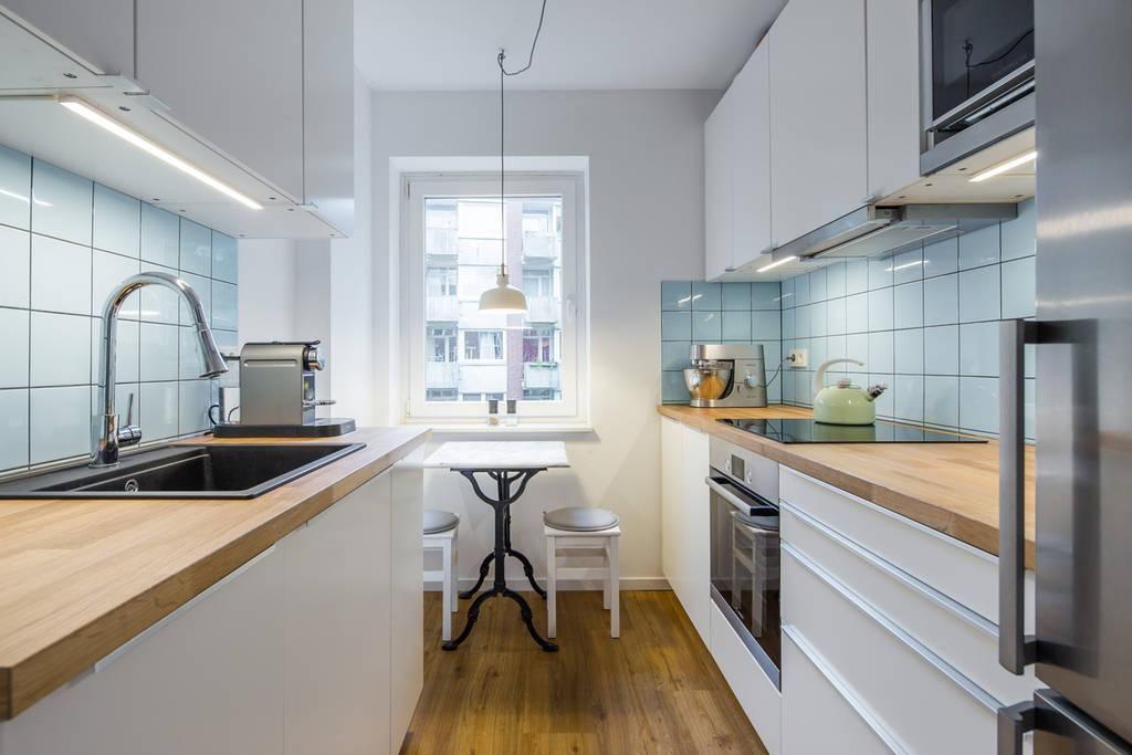 Die Küche Von Heute Ist Weißer Als Weiß Immobilien Berliner