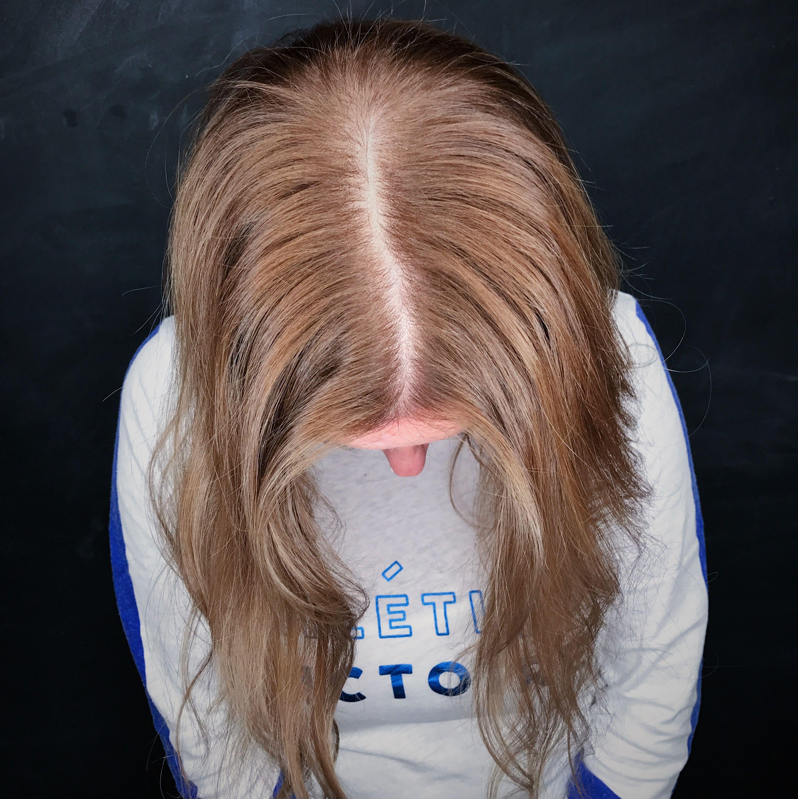 7 1 Ash Blonde Dark Blonde Hair Color Ash Blonde Dark Blonde Hair