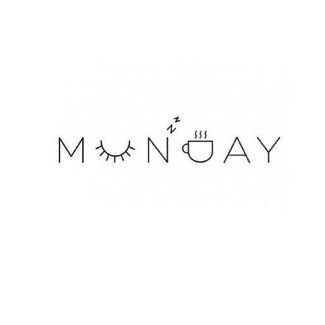 Monday S Feeling Like Snoozes And Coffee With Images Typography Quotes Doodle Drawings Doodles