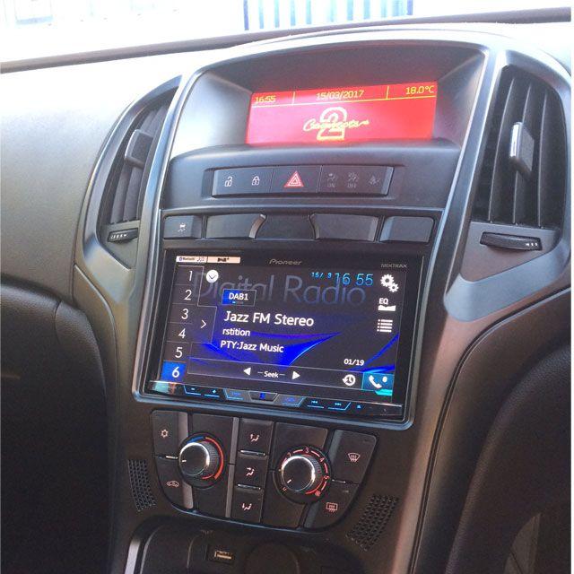 Apple CarPlay // Android Auto Pioneer SPH-DA230DAB 2DINAutoradio Bluetooth 7 Zoll Clear-Resistive-Touchpanel DAB+ Digitalradio