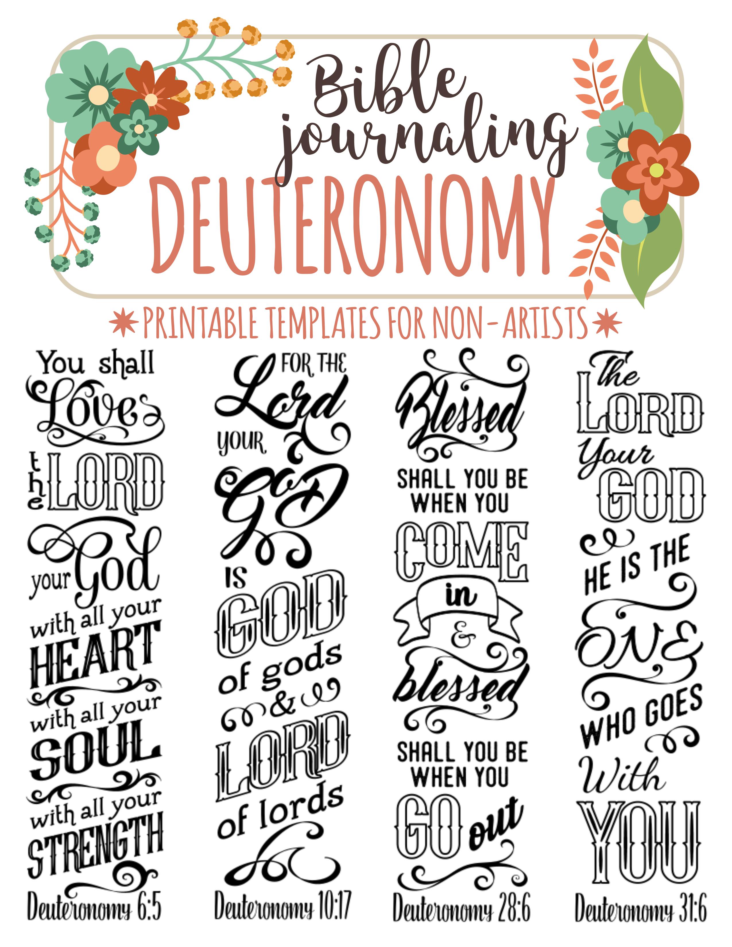 Pin On Deuteronomy