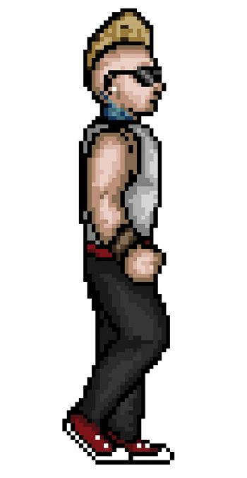 Turn a photo into a 16-bit arcade game character - Tutorials