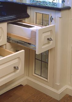 Toaster Drawer Diy Tiny House Storage Storage Solutions