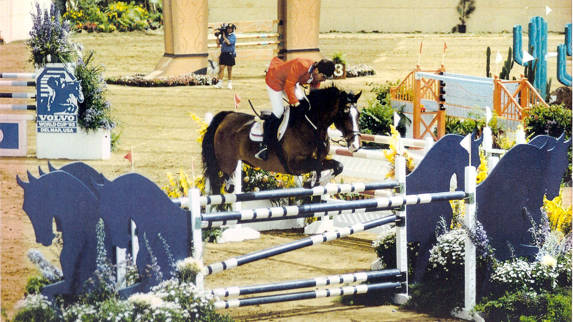 Bernie Traurig will help you soar to new heights as he covers topics on Hunters and Jumpers at the 2015 Equine Affaire in Massachusetts.