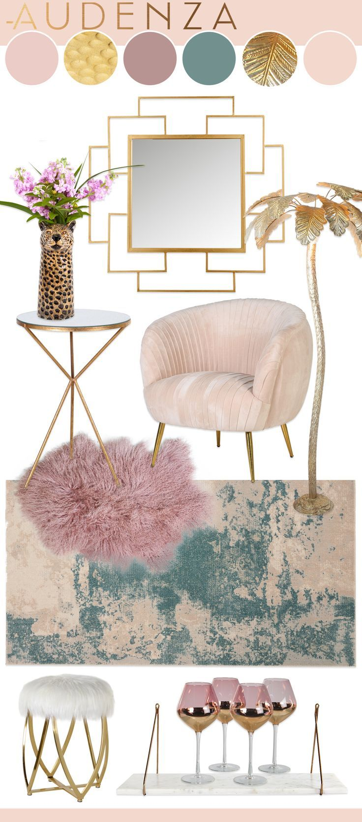 3 New Season Mood Board Ideas for a Super Stylish Home #moodboards