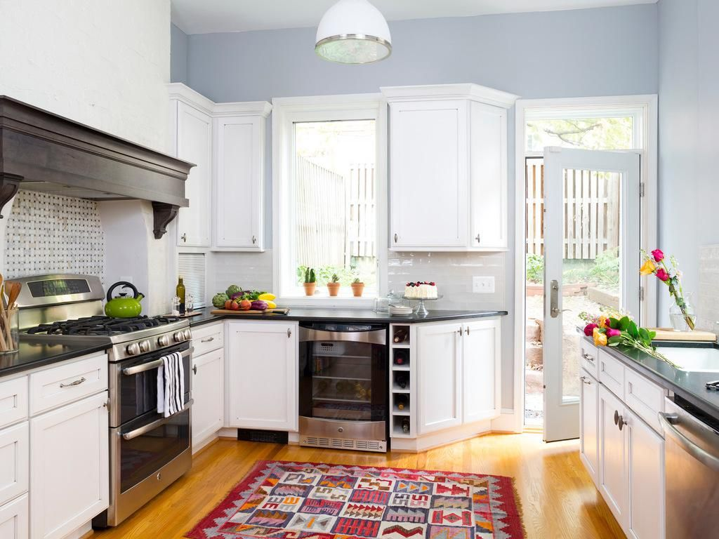 Image result for row home kitchen remodel | Kitchens | Pinterest ...