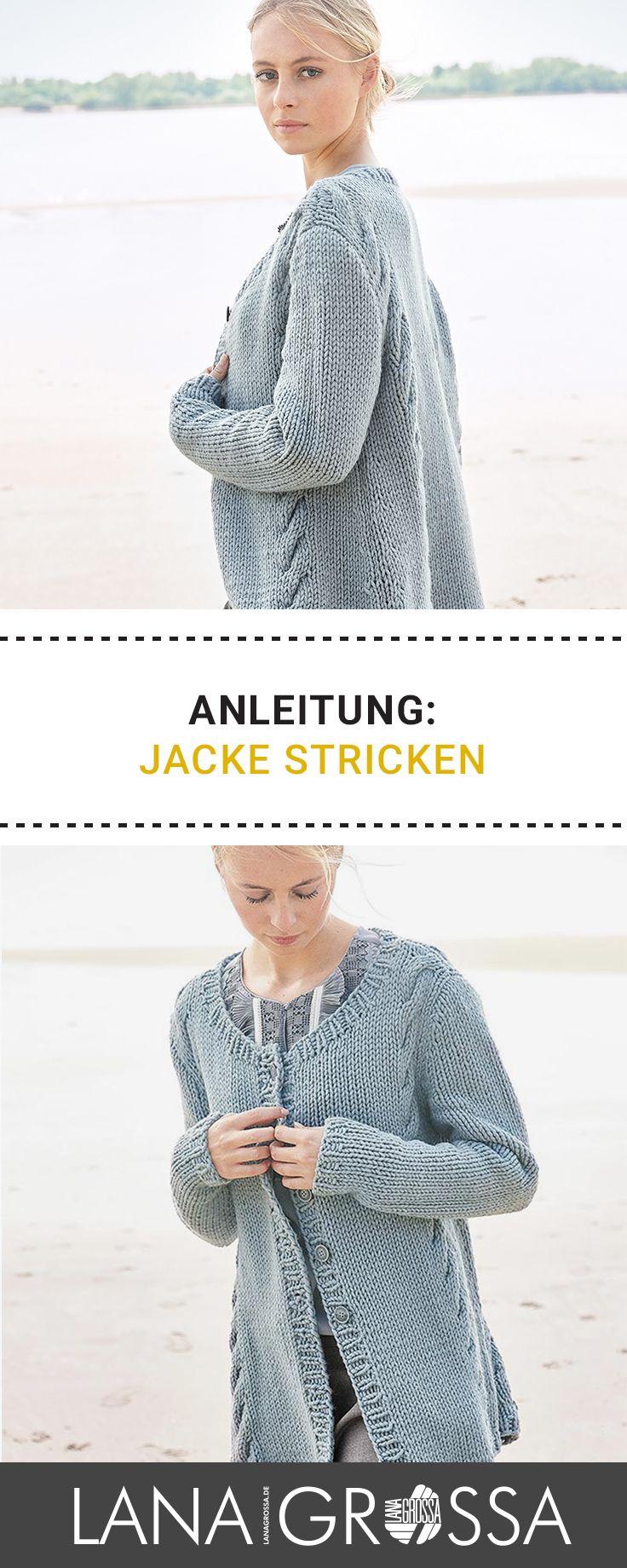 Beautiful Strickmuster Für Jumper Elaboration - Decke Stricken ...