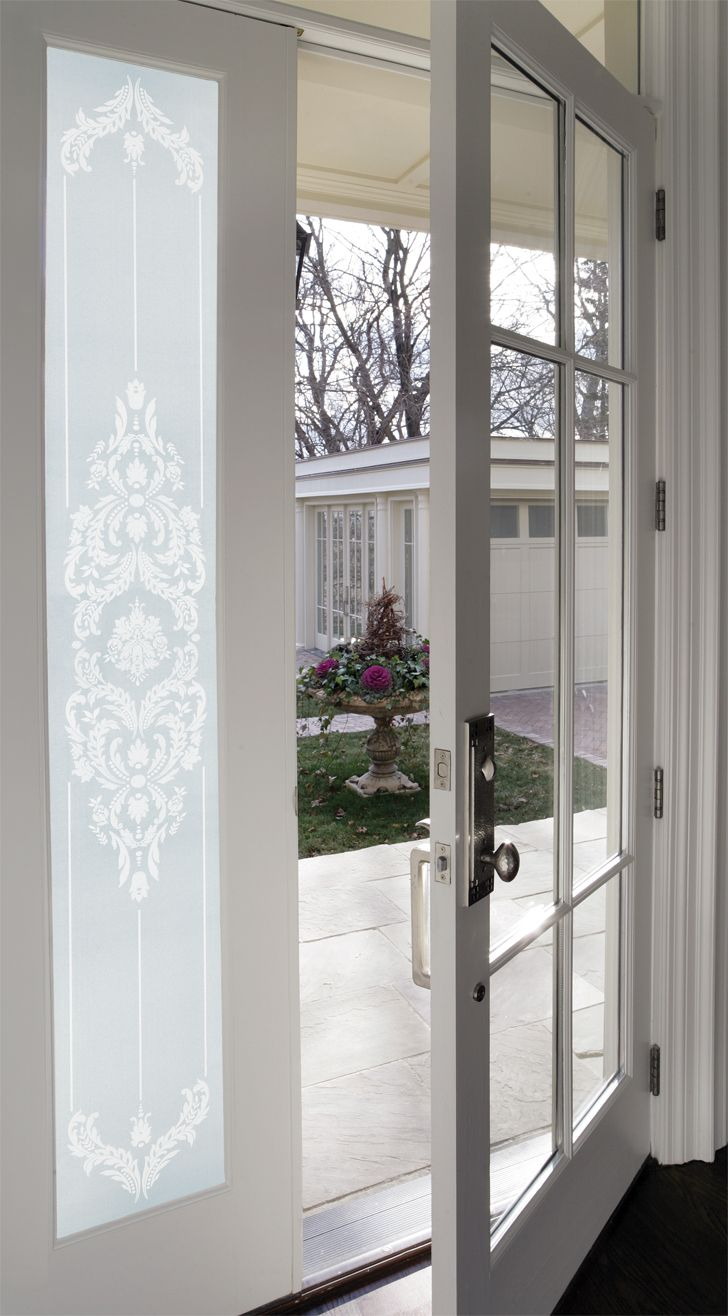 Chateau Sidelight By Artscape 12 X 83 Sidelight Windows