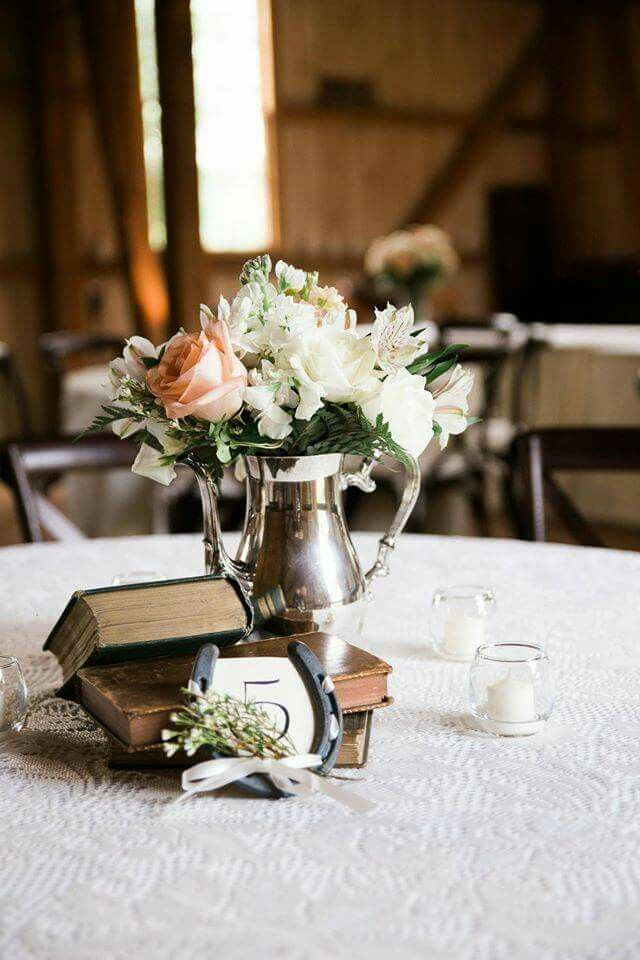 Horseshoe Table Number With Images Equestrian Wedding Barn