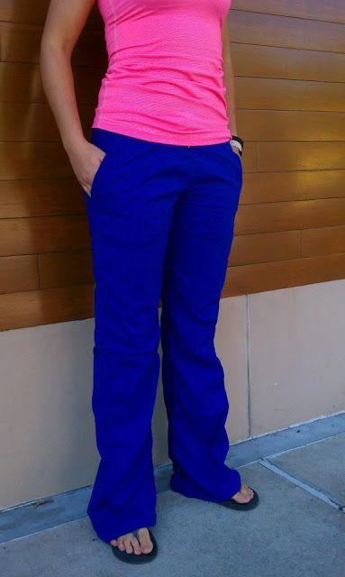 Pigment Blue Dance Studio Pants