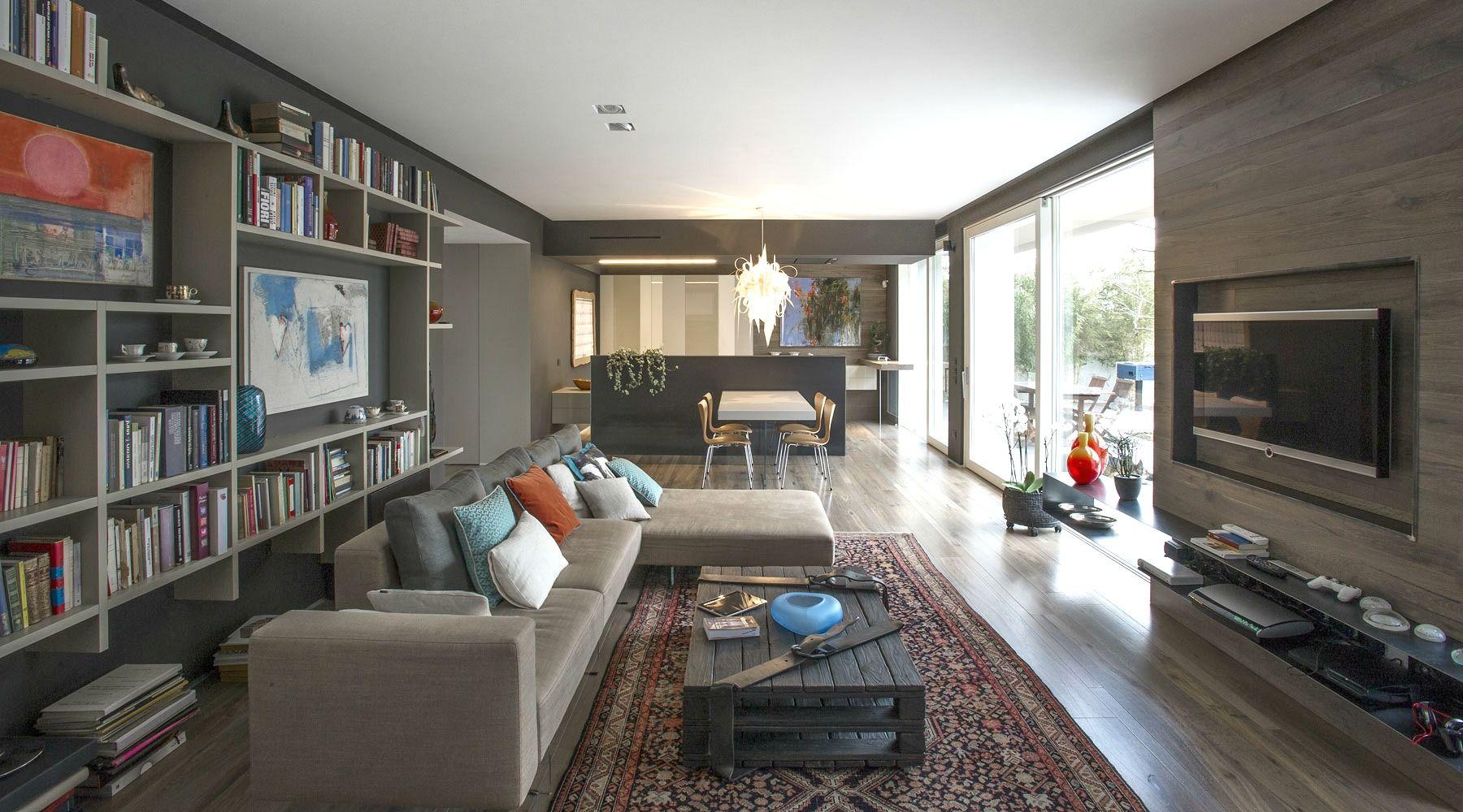 Living Appartamento LAGO Treviso lagodesign