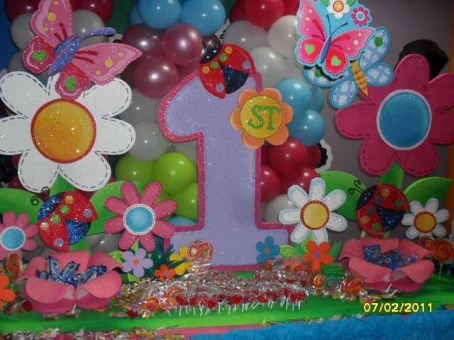 Decoraciones infantiles decoraciones fiestas infantiles pi ateria comunidad fiestas ni a - Decoracion infantil nina ...