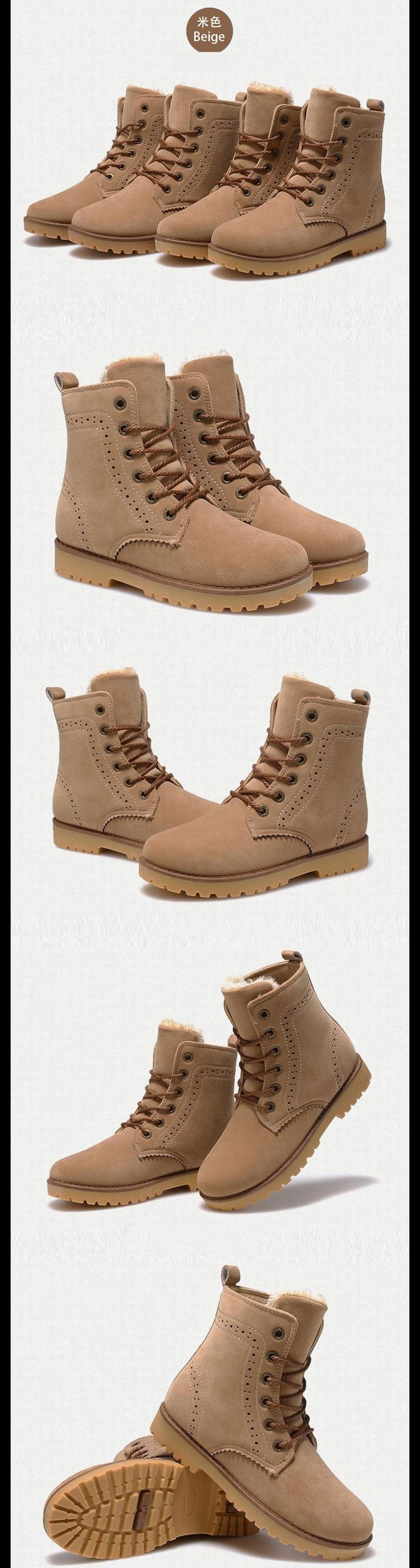 3df0be09a68 2015 fashion winter shoes women's winter suede boots for men ladies snow  boot botines mujer chaussure femme | #FASHONBOOTS #HIGHHEELBOOTS