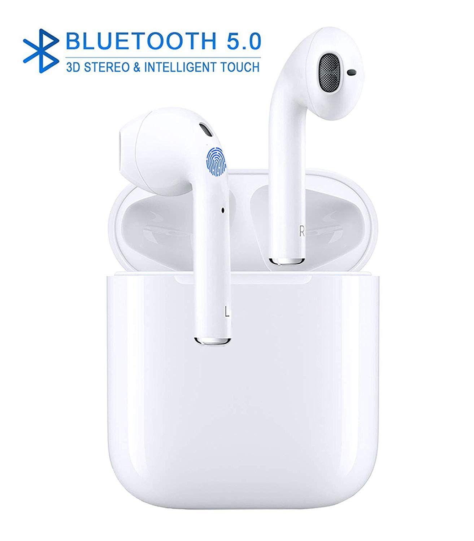 Kulinmaoyi Bluetooth 5 0 Headset Wireless Earbuds Bluetooth Headphones 3d Stereo Ipx5 Waterproof