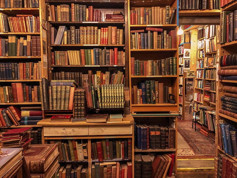 12 Beautiful Edinburgh Bookstores In 2020 With Images