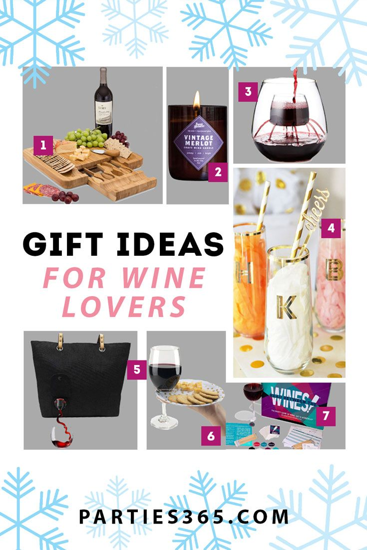 Looking For Holiday Hostess Gift Ideas Or A Birthday Guide Women Here Are 9 Unique The Wine Lovers In Your Life