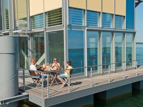 Resort Lausitzer Seenland Resort Ferienhaus am see
