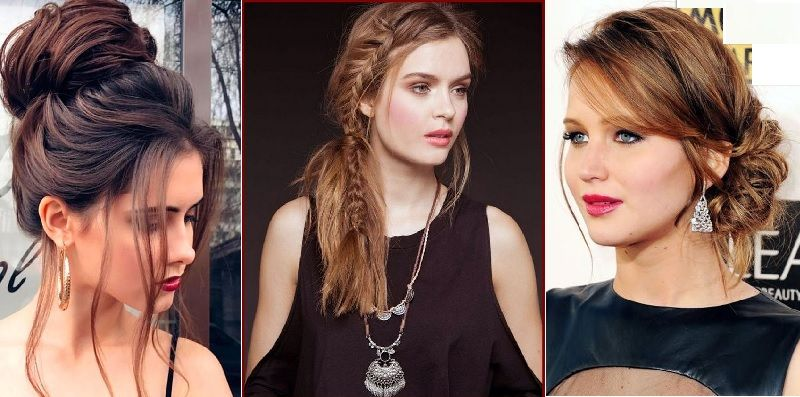 Best Hairstyle For New Year Party In 2020 Hair Styles Cool Hairstyles New Year Hairstyle