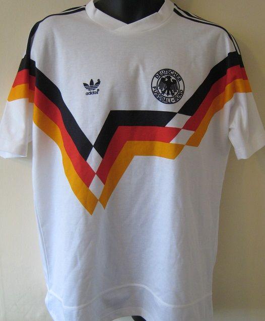 Classic 90s Germany shirt by Adidas  f3ddae996