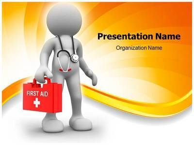 3d doctor powerpoint presentation template is one of the best, Powerpoint templates