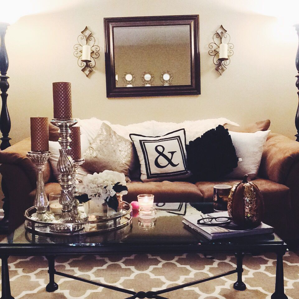 Home Decor, Glam Living Room