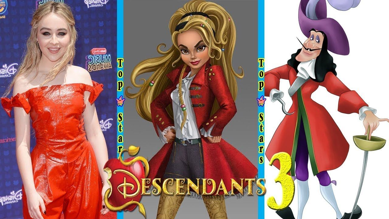 Descendants 3 Update New Characters And Dream Cast List