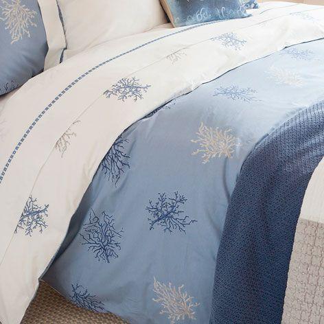 Zara Home Biancheria Da Letto.Coral Printed Reversible Bed Linen Bed Linen Bedroom Zara Home Australia Biancheria Da Letto Stampa Corallo Letto Zara Home