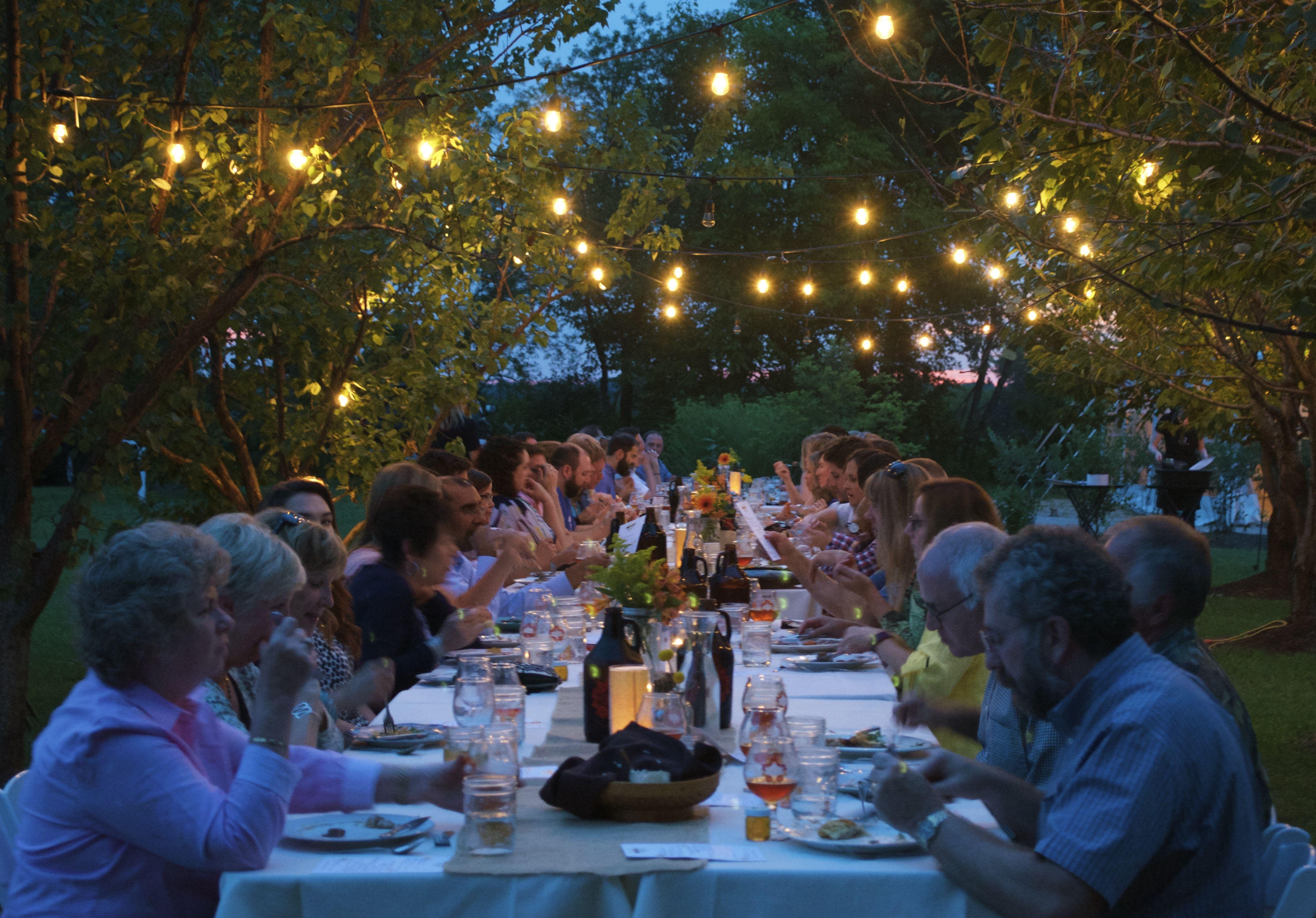 Farm Dinners Illinois wedding venues, Prairie farm, Farm