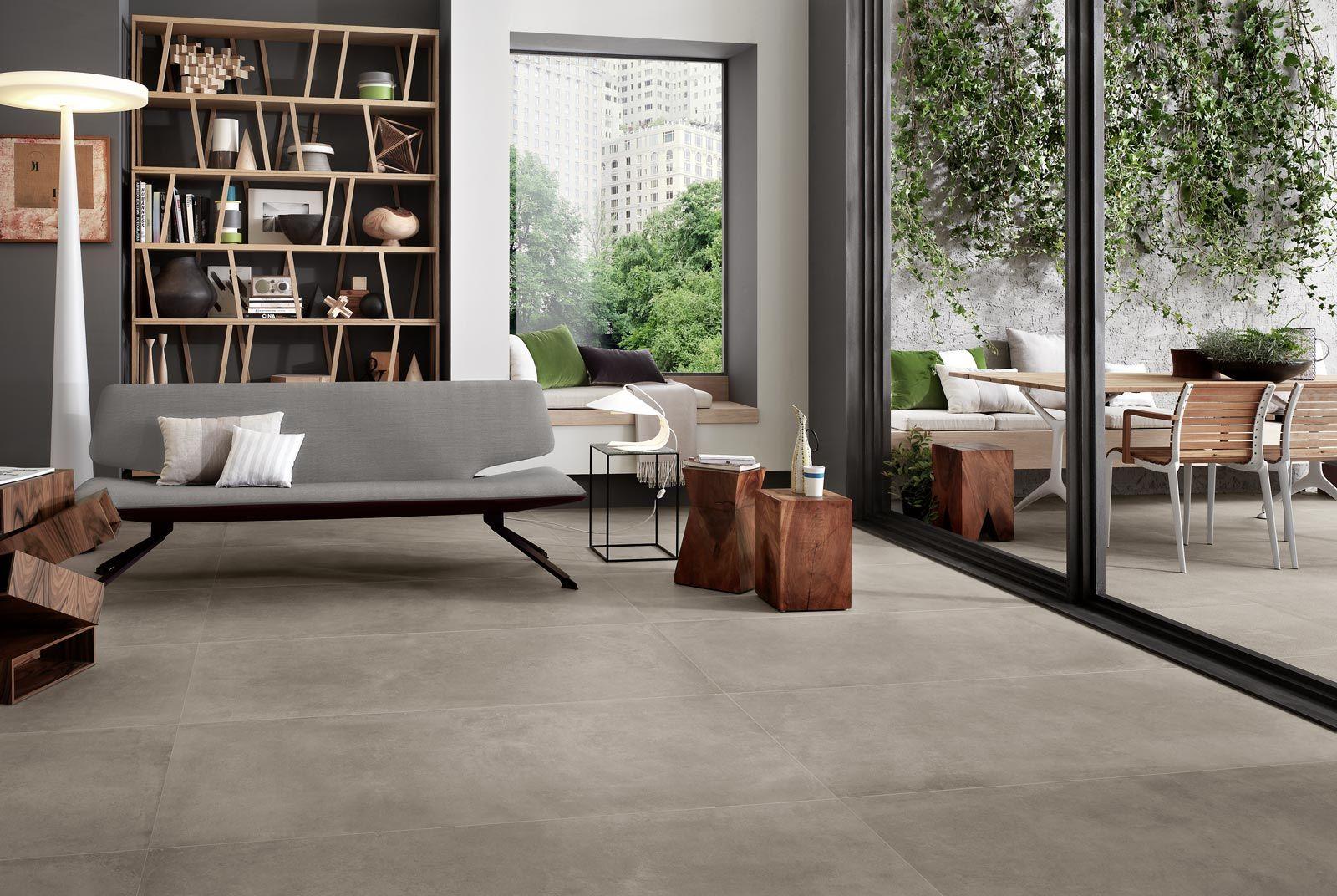 Colección Boom: Gres de efecto cemento | Ragno | Suelos ceramicos ...