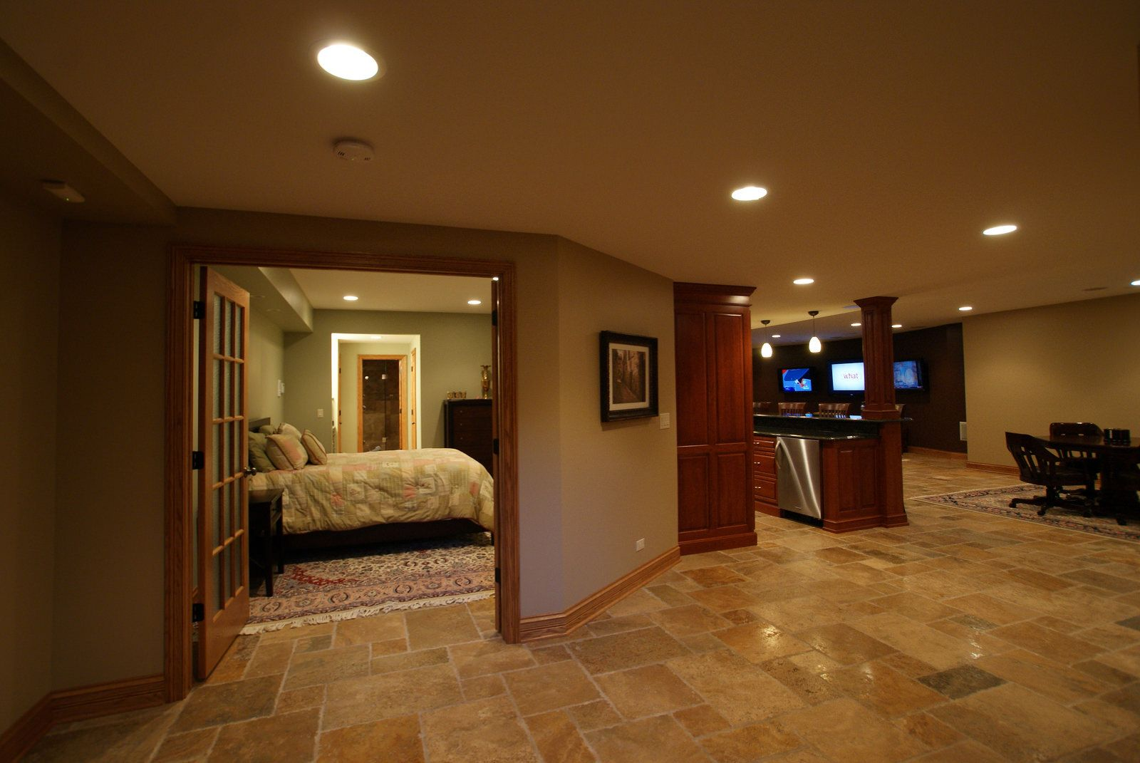 Renovated Basements Amazing Marietta Basement Remodels Room Additions Georgia Also