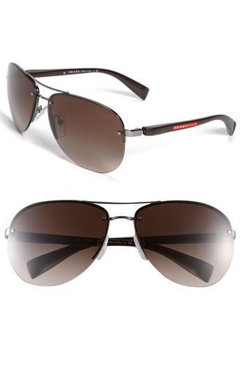 fdab313097a Prada Sunglasses. One of my favorite men s styles. Perfect for the  summertime.