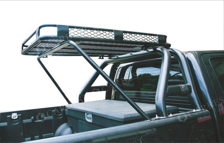 Ram 1500 Bed Cover >> Resultado de imagem para Roof Rack with Rollbar | Roof ...
