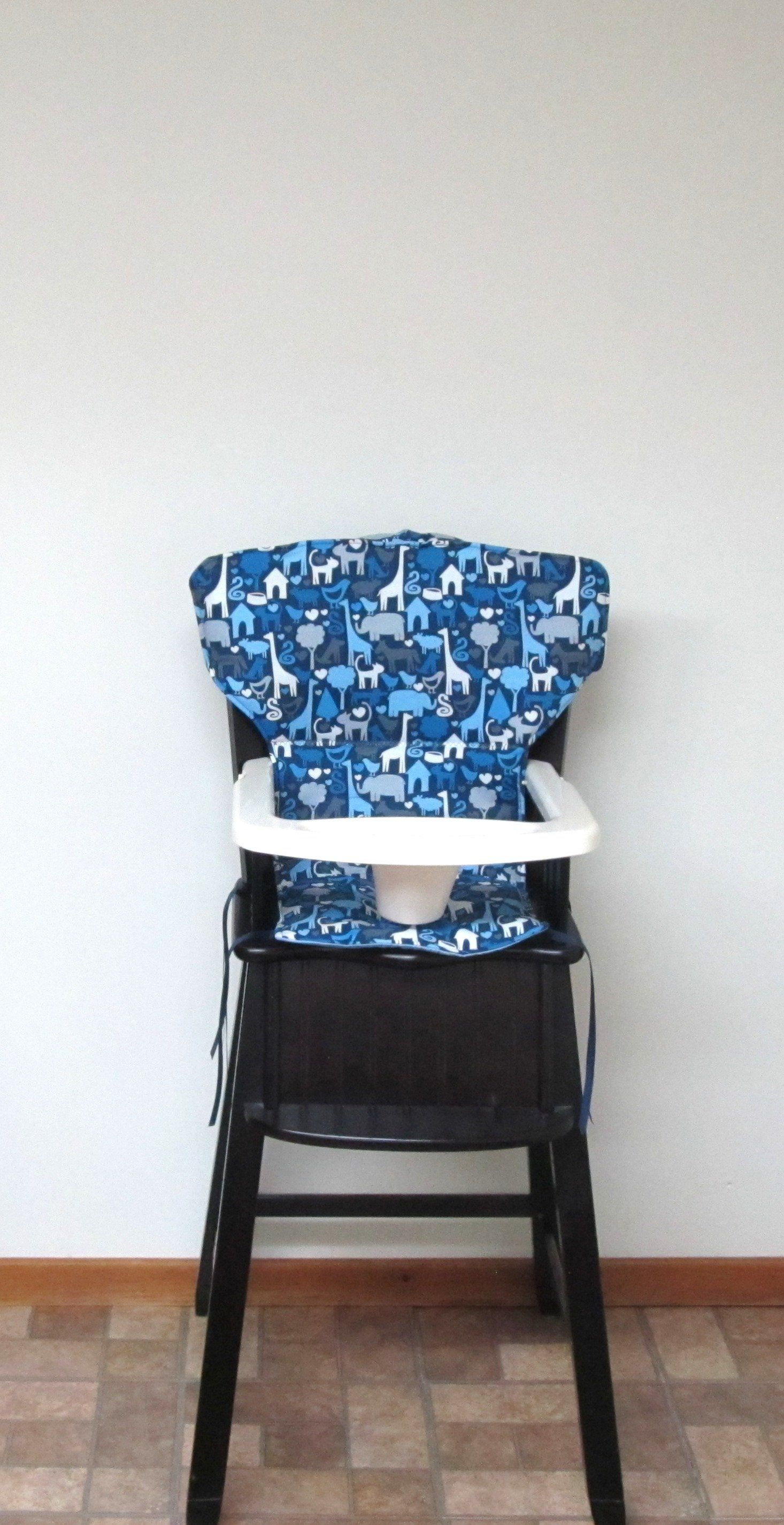 Eddie Bauer Newport And Safety First Chair Pad With Animal World