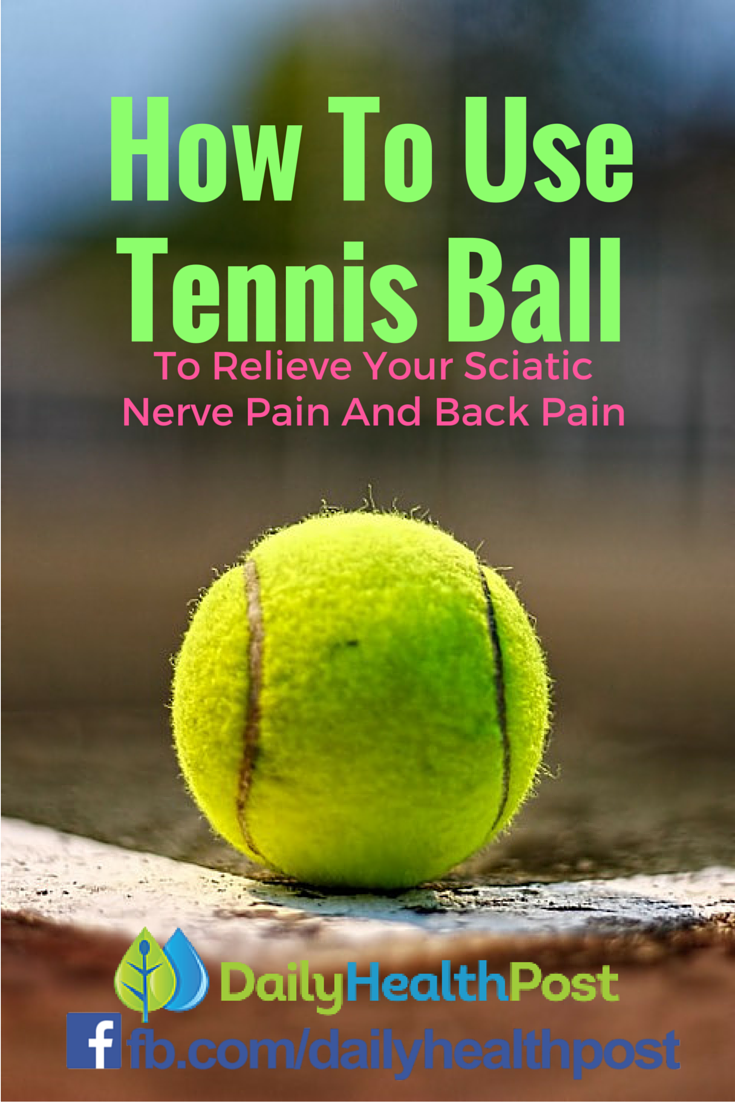3 Tennis Ball Cures For Sore, Cranky Muscles