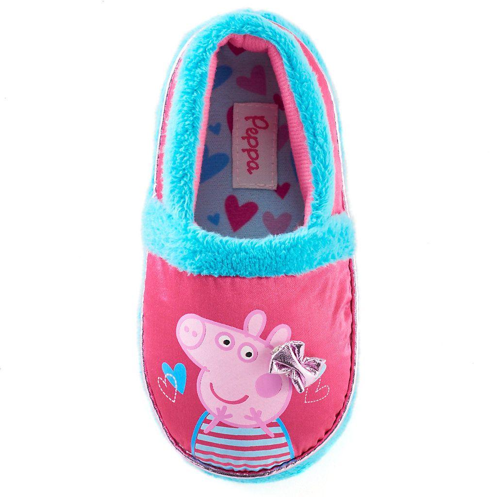 Peppa Pig Toddler Girls' Slippers