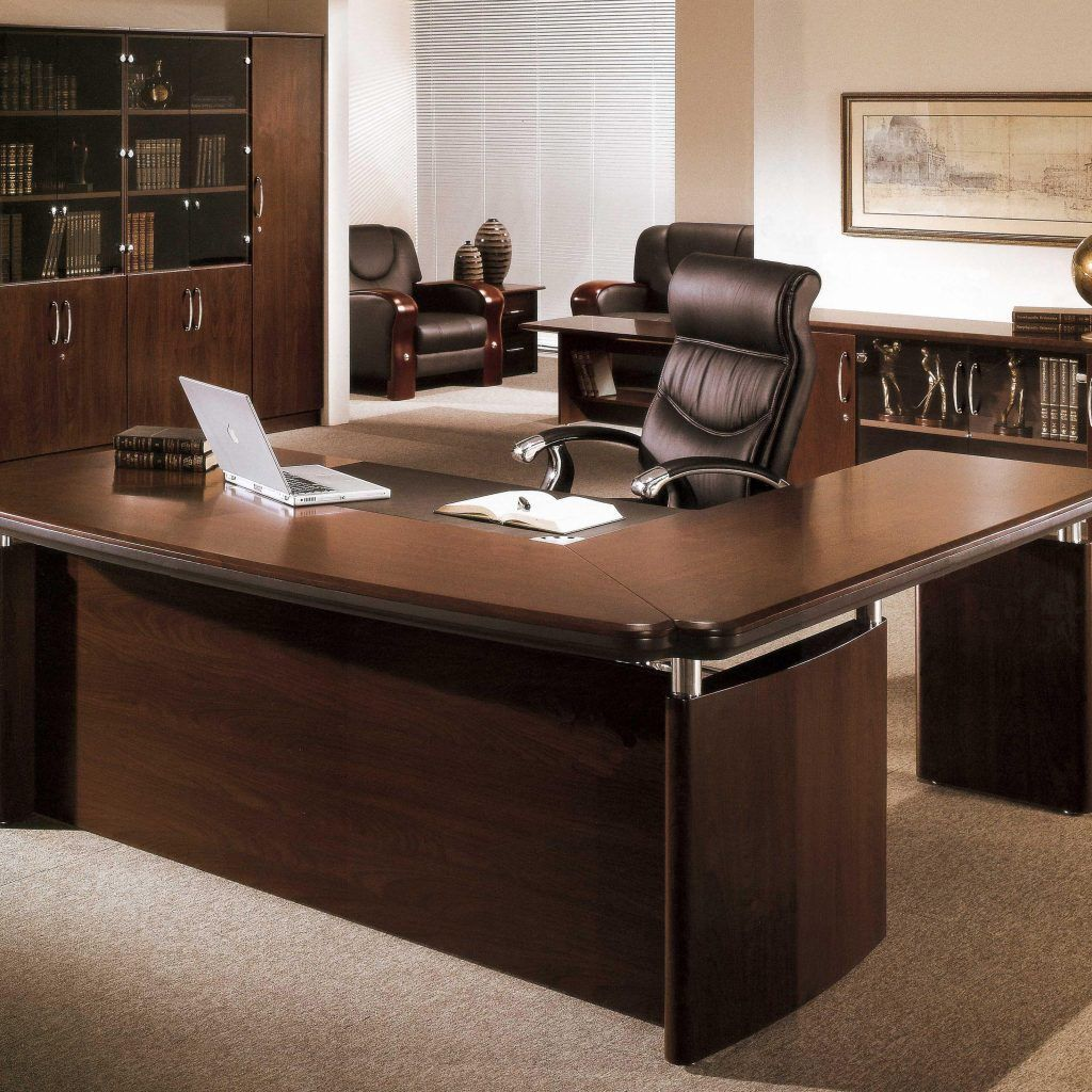 Exceptional Executive Office Desk Decor   No Office Appears Complete With No Desk. A  Simple Seeming Desk Is Better Than No Desk In The S