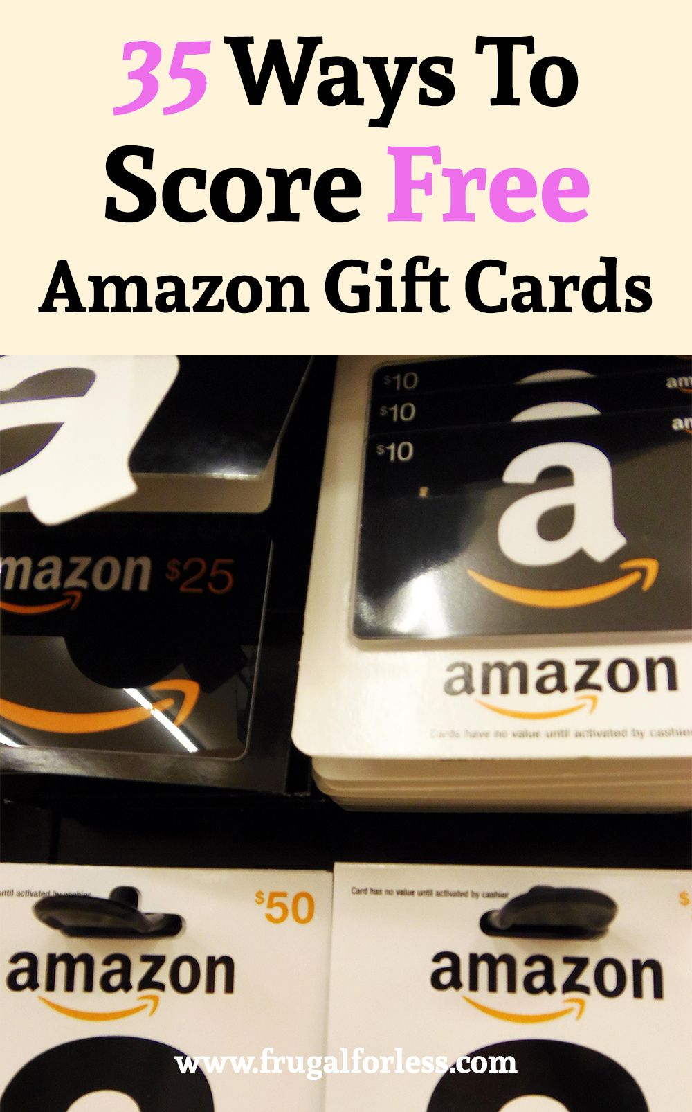 35 ways to get free amazon gift cards updated 2020