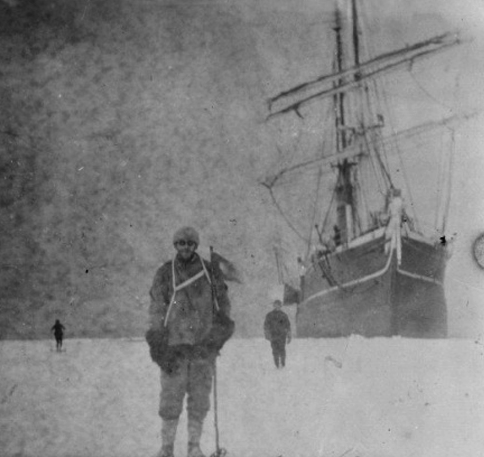 100 Year Old Rare Frozen Photographs Found From A Deadly Antarctic Expedition   Litbloc.com