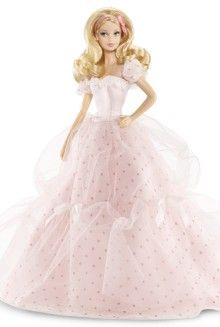 Shop Special Occasion Dolls - Buy Holiday Barbie, Birthday Barbie & Royal Wedding Dolls | Barbie Collector