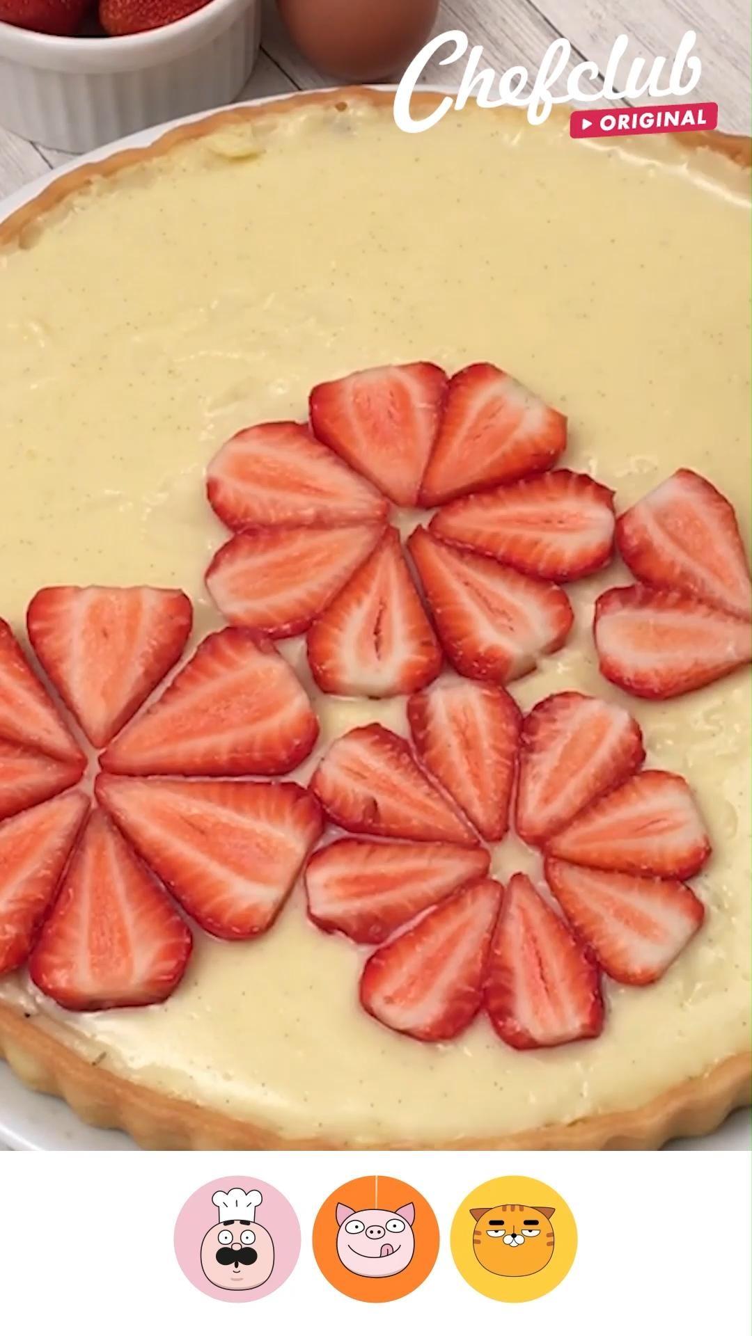 Fleurs de fraises