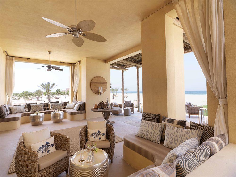 Anantara Sir Bani Yas Island Al Yamm Villa Resort Best Price Guaranteed Resort Villa Lounge Areas Villa
