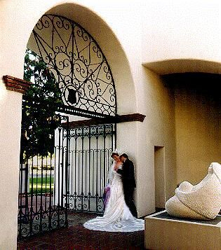Bowers Museum In Santa Ana Ca With Images Courtyard Wedding