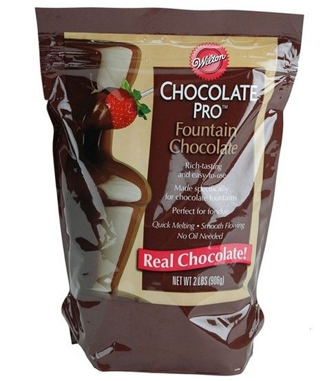 Wilton Chocolate Pro Fountain Fondue Chocolate Chocolate For Fountain Joann Chocolate Fountain Recipes Chocolate Fountains Chocolate Fountain Bar